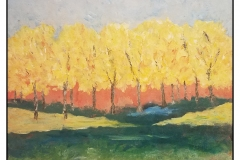 """""""More Maples"""" by Bonnie Stevens ~ Acrylic ~ Not for Sale"""