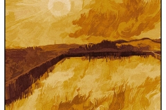 """""""Scorching Summer Wheat Fields"""" by Diane DeMont ~ Photography ~ $225"""
