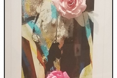 """""""Life Blooms"""" by Carolyn Gibson ~ Photography/Mixed Media ~ $125"""