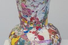 """Lou Coakley - """"White Vase"""""""