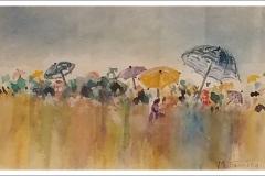 """Seaside Sunshine"" by Marian Fanning"