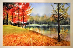 Colorama WATERCOLOR Paul Dohr