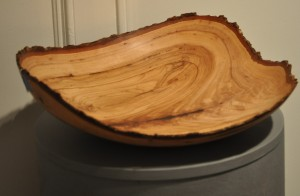 Pecan Bowl #14064 WOOD Warren Carpenter