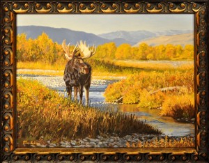 Snake River Encounter OIL John Urban