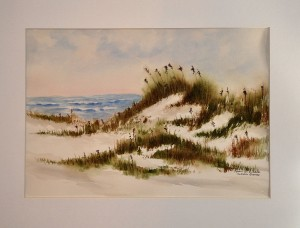 Summer Breeze WATERCOLOR Karen Drake
