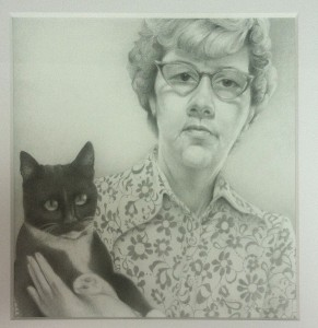 mama 1976 christy green pencil