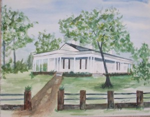 Hagood Mauldin House