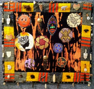african collage bonnie ouellette