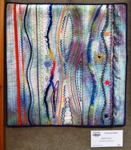 Beatriz Ruinen Fabulous Stitching fiber