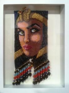 Dale S Hadden Cleopatra bead waving