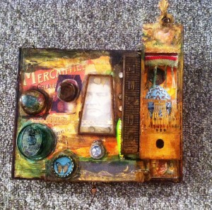 Deb King The Mercantile mixed