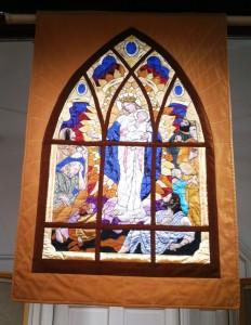 Marilyn Ingalls Divine Inspiration fiber