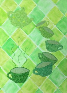 Susan Wagener Green Tea