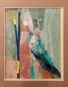 Era Ishler Feathers and Ferrules Collage  $145