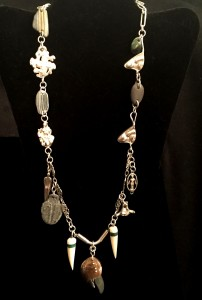 Kathleen Wood Five Generations-Three Continents Jewelry  $600