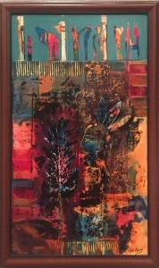 Deb King Tennessee Native Acrylic $300