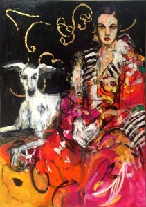 Lori Solymosi Sasha Acrylic  $1100