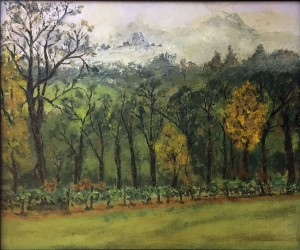 Michael Brown Vineyard in NC Oil NFS