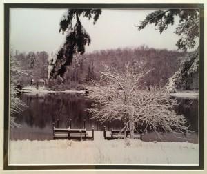 Stephanie Vissage Crystal Snow Globe photography  $100