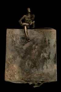 Yelitza Diaz Square Worlds Ceramic  $650