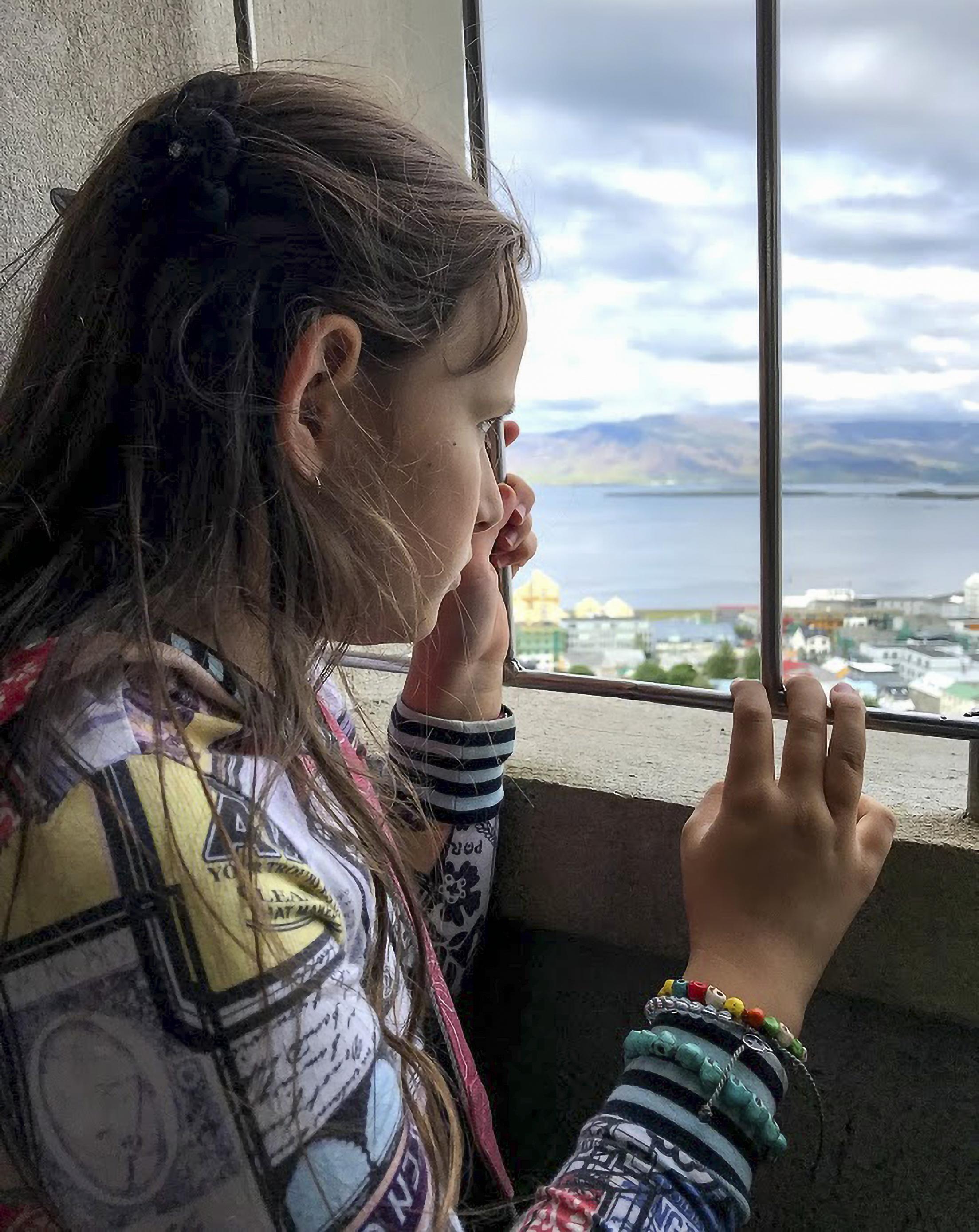 Looking Over Reykjavik, Larissa Heimlich