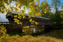 """Hemlock Covered Bridge"", Jim Matthews"