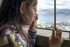 """""""Looking Over Reykjavik"""", Larissa Heimlich"""