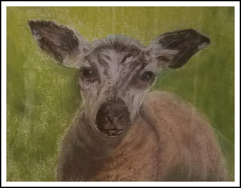 """Little Lamb"" by Betsy Barker"