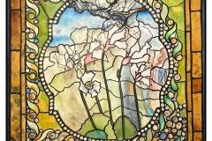 """""""Spring Oconee Bells"""" by Jill Rees ~ Mixed Media ~ $250"""