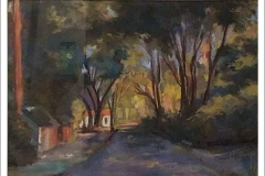 """Mulberry Lane"" by Brenda McLean"