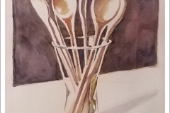 """""""Wooden Spoons"""" by Kate Palmer"""