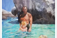 """The Rock"" by Michelle Winnie"